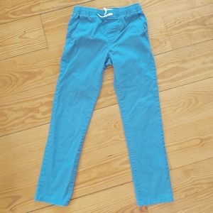 Blue Old Navy Boys XL Chinos Elastic Waist